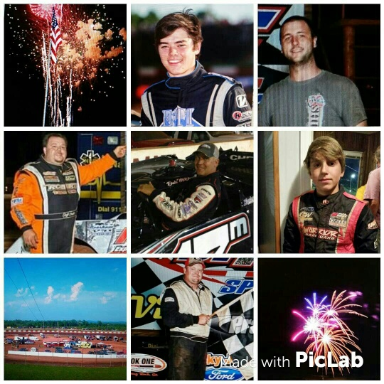 Rome collage of winners