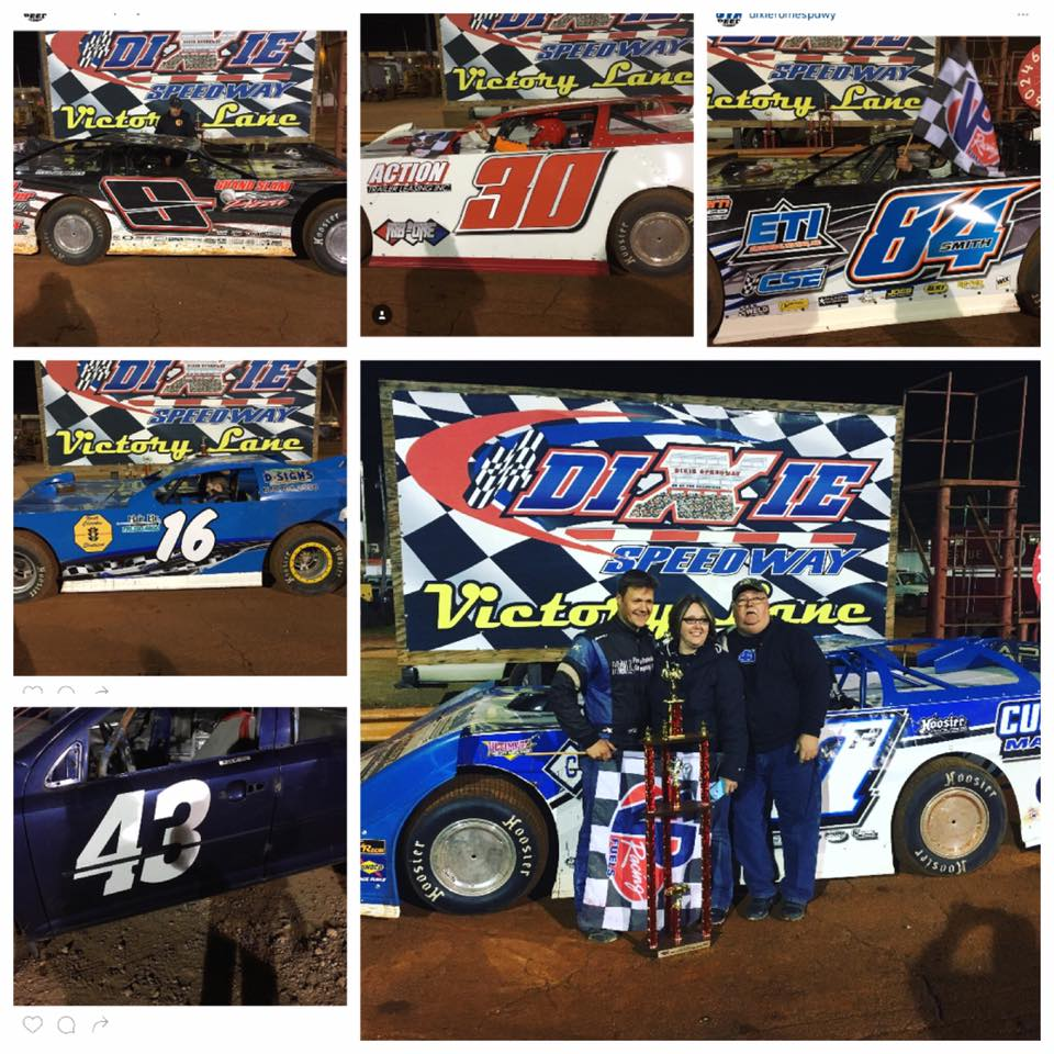 April 9 winners