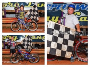 June 18 kids bike winners